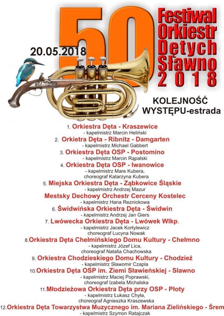 kolejnosc orkiestry 2k18