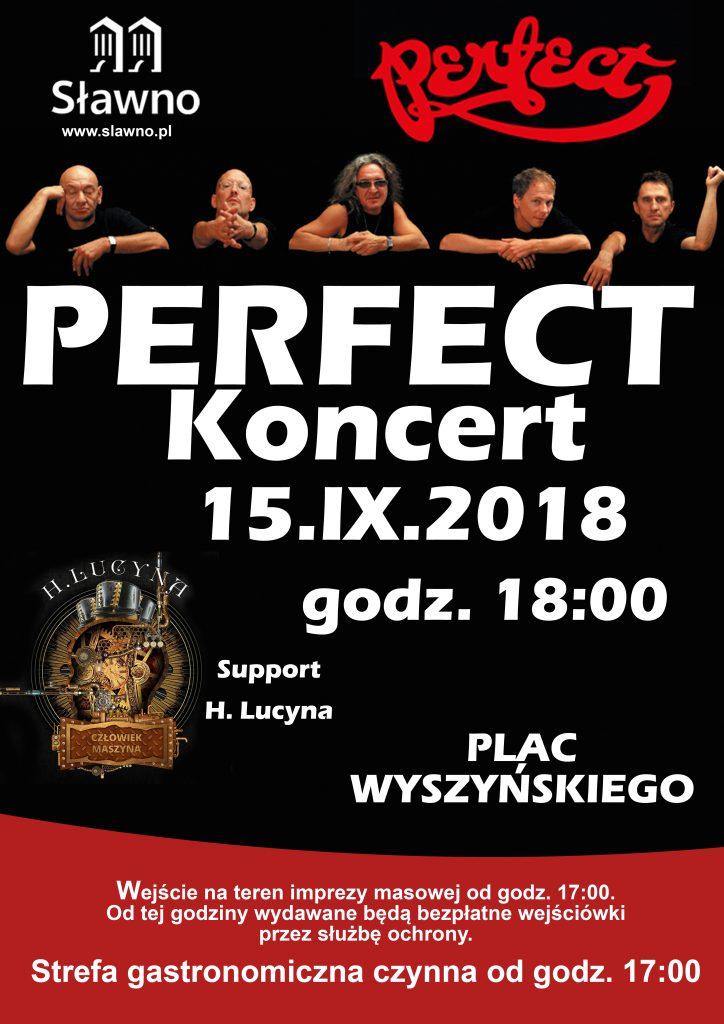 Koncert Zespołu Perfect