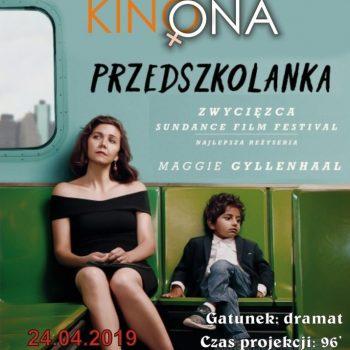 Kino Ona kwiecień 2019