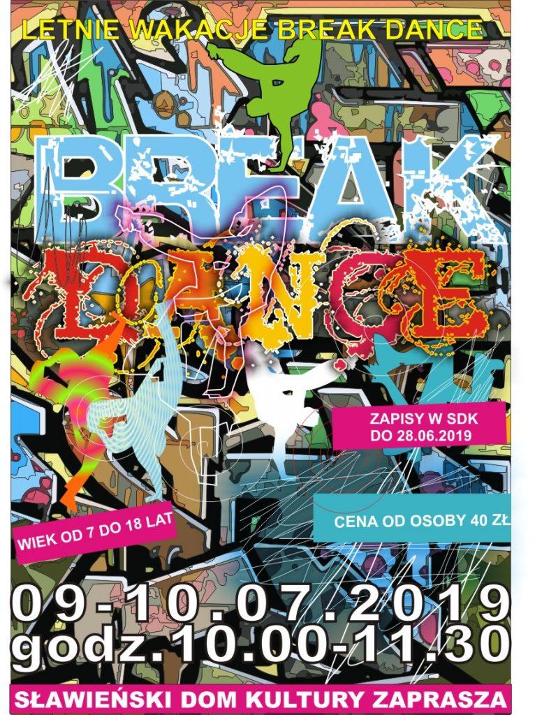 Break dance 2019 wakajce
