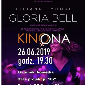 Kino Ona Czerwiec 2019 gloria bell