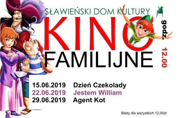Kinof Familijne Czerwiec 2019