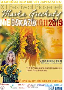 XII Festiwal Piosenek Marka Grechuty