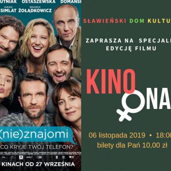 Kino ona 2019 listopad