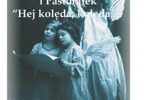 Plakat kolędy 1024 koncertkoledpastoralek20120
