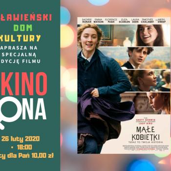 Kino ona 26.02.2020 male kobietki