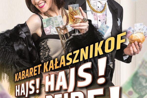 kałasznikof kabaret babski wieczór2020