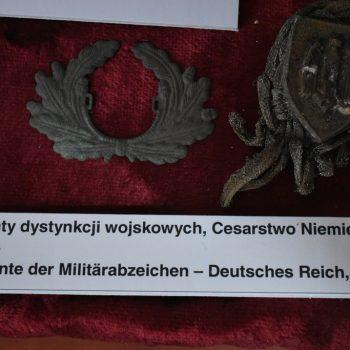 Elementy dystynkcji wojskowych,Cesarstwo Niemieckie, III Rzesza
