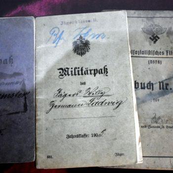 Książeczki wojskowe