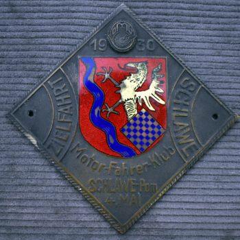 Emblemat Klubu Kierowców