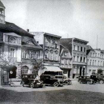 Sławno zdjęcia z początku lat 30-tych.