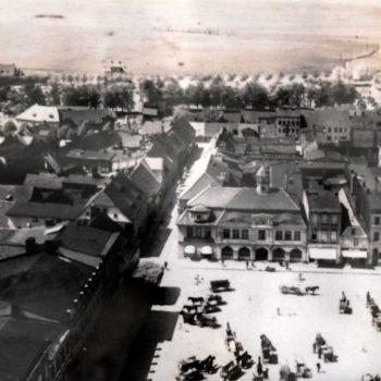 Zdjęcia F.Dabersa reprodukcja z płyt szklanych 1926 rok.