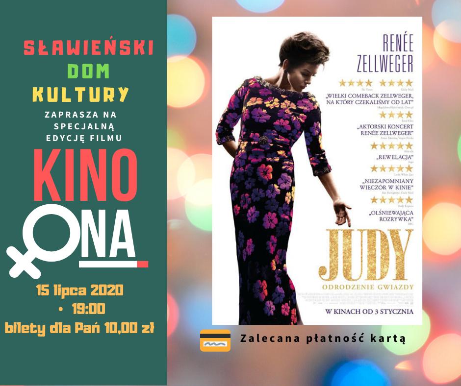 """KinoOna """"Judy"""" 15.07.2020"""