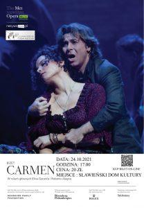 """Carmen"" Georgesa Bizeta w SDK 24.10.2021"